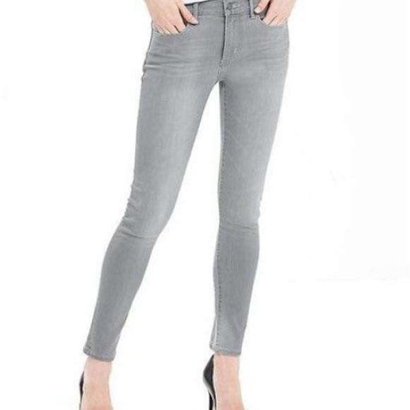 Banana Republic Denim - EUC Banana Republic Grey Jeans